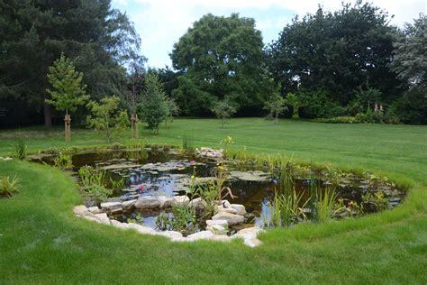 natural backyard pond home dixons landscapes