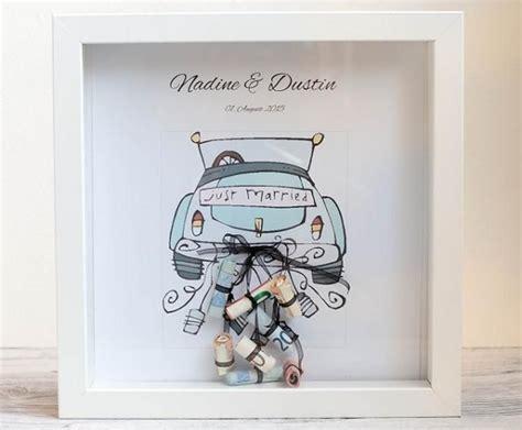 money wedding gift bekijk de foto van bruiloftinspiratie met als titel diy