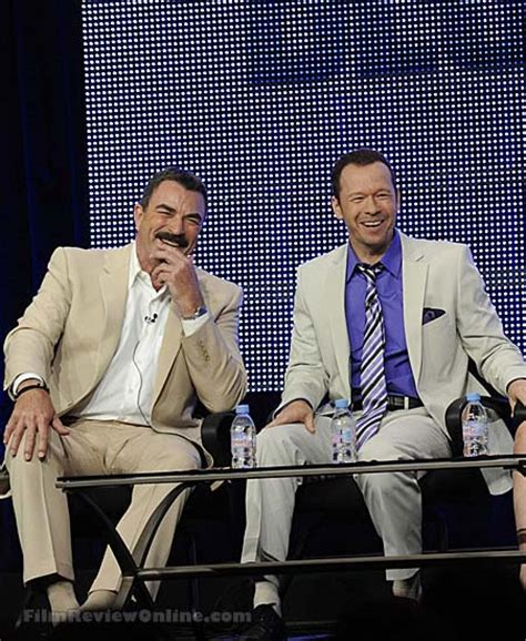 blue bloods donnie wahlberg and tom selleck are kind of blue bloods tom selleck film review online