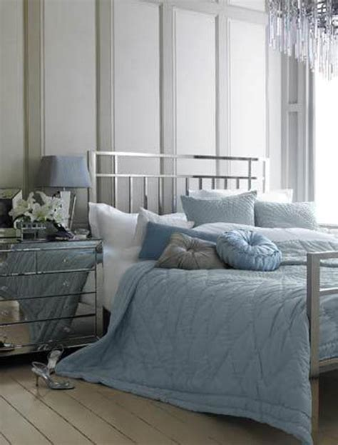blue and silver bedroom 20 beautiful blue and gray bedrooms digsdigs