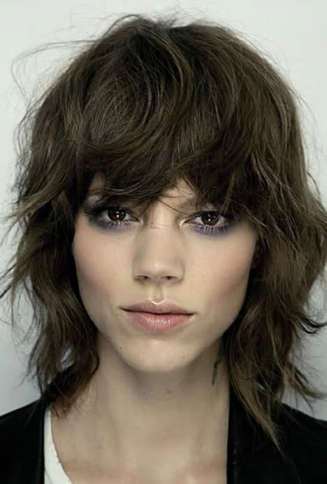 styling shaggy bob hair how to best 25 short shag ideas on pinterest short shag