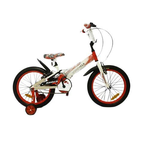 Wim Cycle Aggressor 16 jual wim cycle shred bmx sepeda anak 16 inch harga kualitas terjamin blibli