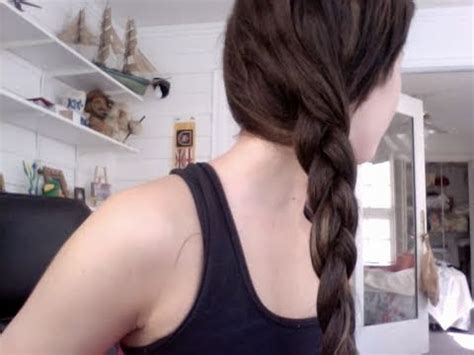 Cute Hairstyles Maybaby   3 easy no heat hairstyles youtube