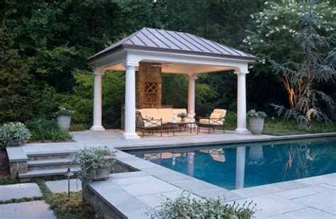 Pool Pavilion Designs by 17 Fabulous Pavilion Design Ideas For Your Outdoor Space