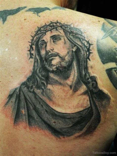 jesus christ tattoo jesus tattoos designs pictures page 19