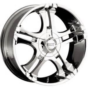 American Racing Aluminum Truck Wheels American Racing Chrome Prism
