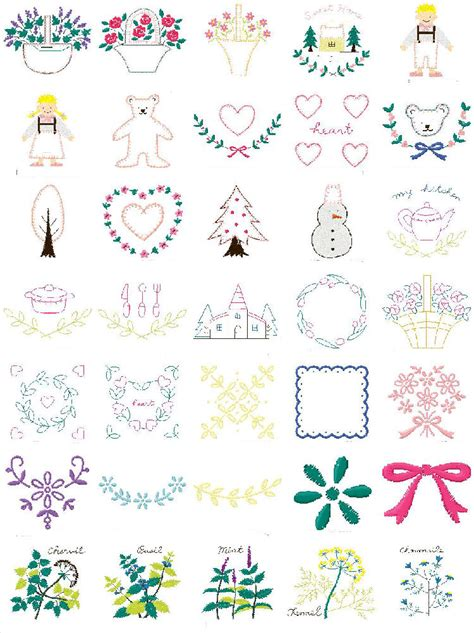 embroidery design catalog software free free pes embroidery designs download joy studio design