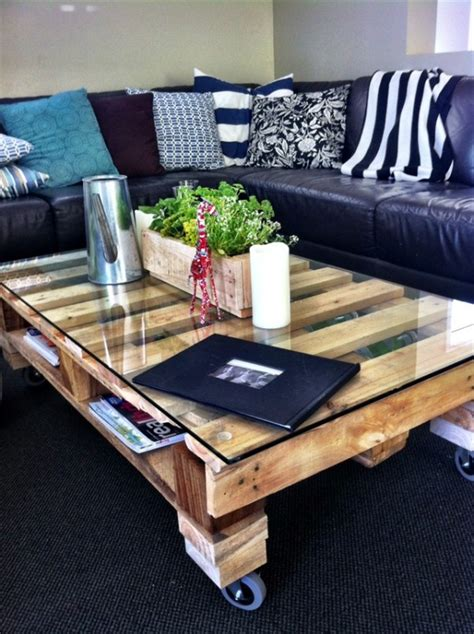 Creer Une Table Basse