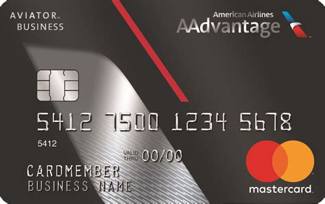 Aa Aviator Business Card aadvantage 174 aviator 174 business mastercard 174 credit cards