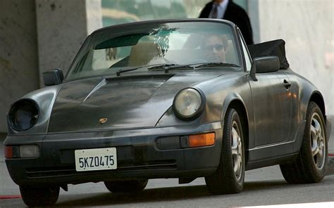 Hank Moody S True Love The Porsche 964 Cabriolet 2nd Rodeo
