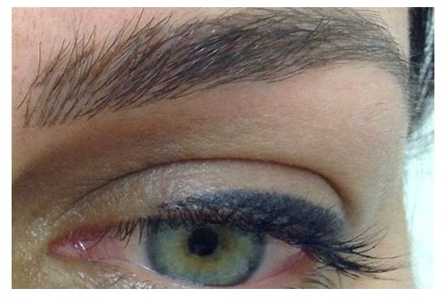 eyebrow tattoo deals sydney