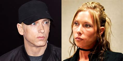 eminem and wife eminem s ex wife admits to suicide attempt music news