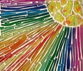 Moderne Mosaik Vorlagen Mosaik Basteln Prachtvolle Kunstwerke Schaffen Archzine Net