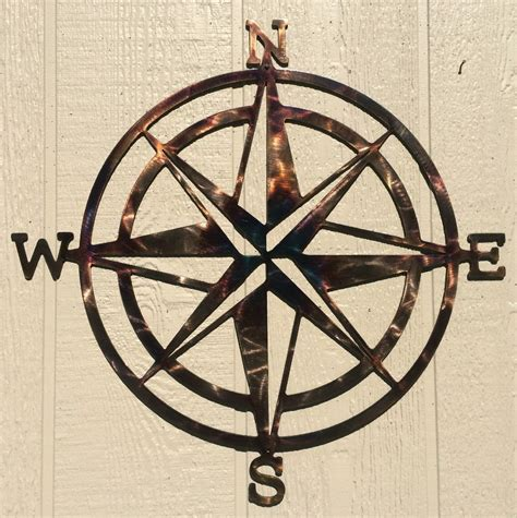 Compass Gardens by Compass Indoor Or Outdoor Nautical Wall Ebay