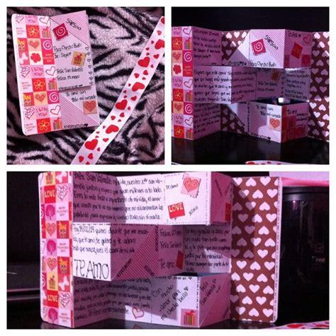 imagenes de regalos para mi esposo manualidades de amor para regalar a mi novio paso a paso