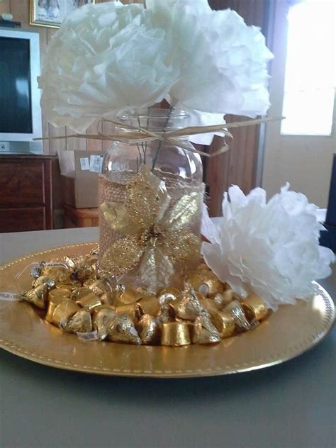 50 wedding anniversary centerpieces best 25 50th anniversary centerpieces ideas on