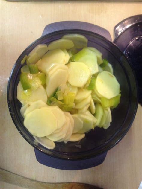 Tupper Micro Cook by Fondue De Poireaux Pommes De Terre Au Micro Cook Ma