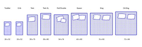 Bed Dimensions by Mattress Sizes And Dimensions Guide Tuck Sleep