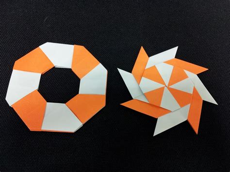 Cool Paper Origami - how to make cool origami coloring pages