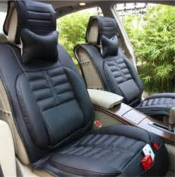 Car Covers With Padding 2 Pillows As Gift High Quality Danny Leather Car Seat