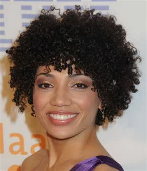 african american tight curls short tight curly hairstyles