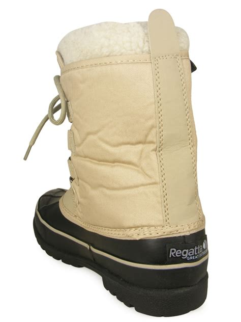 mens regatta wellies winter snow walking wellies