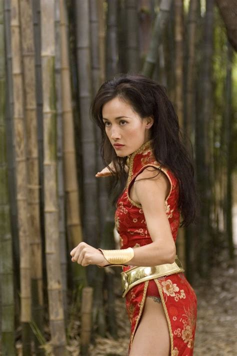 maggie q tattoo maggie q weapon peta mix dvdbash