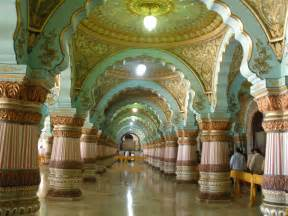 Palace Interiors by Mysore In All Its Glorious Splendour Palace Interior