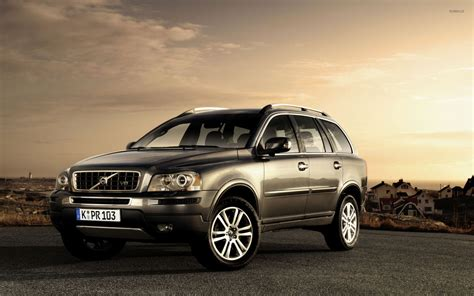 Car Wallpapers Volvo by Volvo Xc90 Wallpaper Car Wallpapers 1743