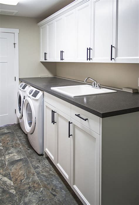 Home Paint Schemes Interior laundry room colors gray