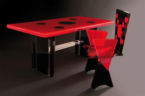 scrivanie in plexiglass tavoli poliedrica s r l arredamento e lavorazione