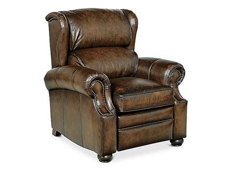 Bernhardt Leather Recliner warner i i leather recliner by bernhardt hom furniture