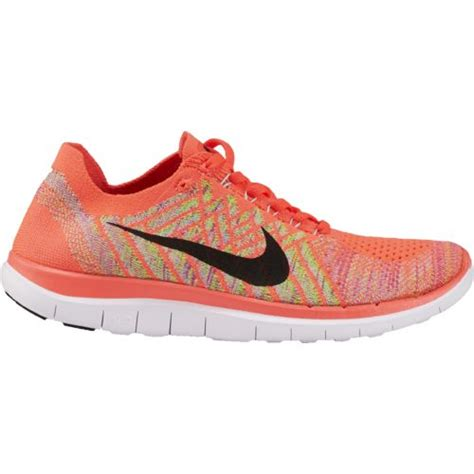 academy athletic shoes nike s free 4 0 flyknit running shoes academy