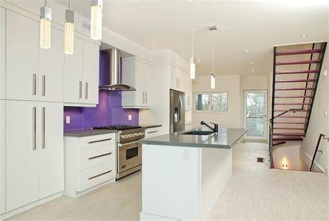 Contemporary Kitchen Design in Benjamin Moore BEN Moore