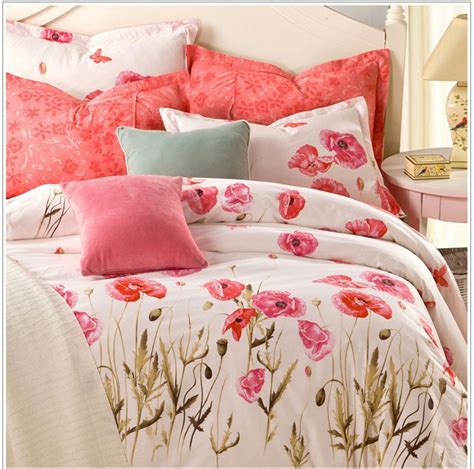 100 cotton bed sheets 100 cotton bedding set chic floral bed linen bedding 4pc