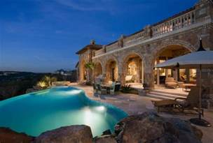 Mediterranean Style Houses Landscaping Backyard Oasis 18 Pool Design Ideas In