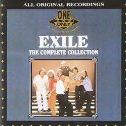 release the complete collection by exile musicbrainz
