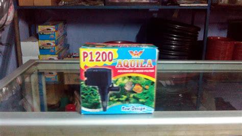 Pompa Aquarium Tinggi pompa air aquila p 1200 aqua panchids