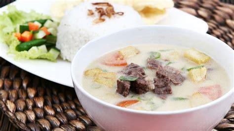 resep soto betawi enak  gurih khas jakarta resep