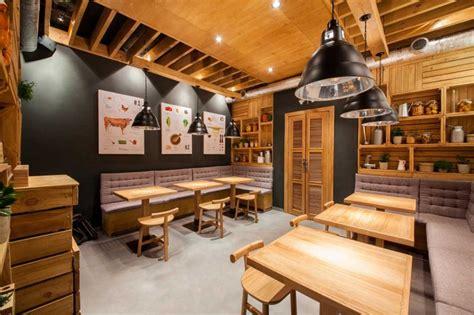 design interior casual restoran simple desain interior