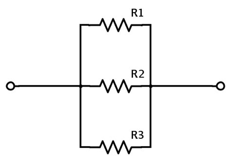 formula for resistors in parallel circuits what are series and parallel circuits