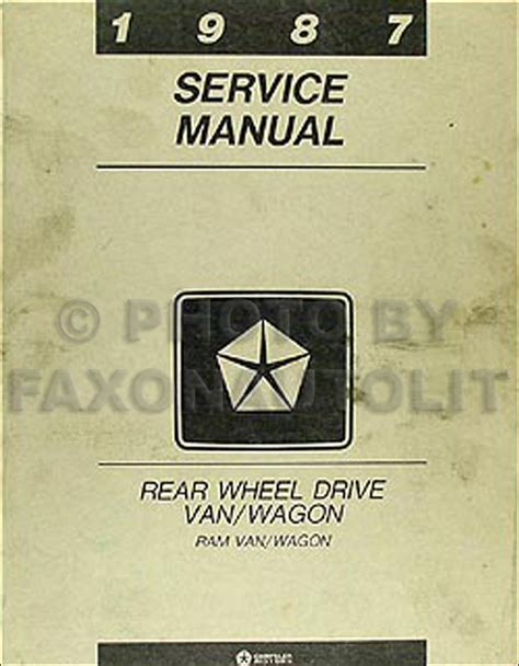 book repair manual 1994 dodge ram wagon b350 instrument cluster calculating import charges import charges shown at checkout