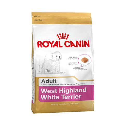 royal canin terrier puppy royal canin west highland terrier food 1 5kg feedem