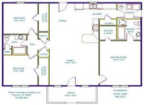 1500 Square Foot Floor Plans 1500 Sq Ft House Plans Search Simple Home