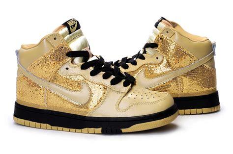 nike dunk sb shoes gold 344142 991 womens nike dunk on sale