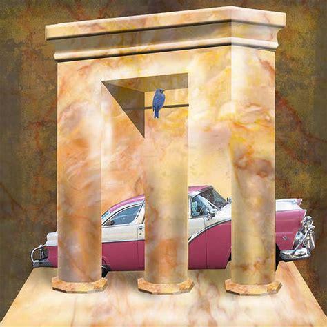 ilusiones opticas experimentos caseros escher y sus columnas ilusiones opticas