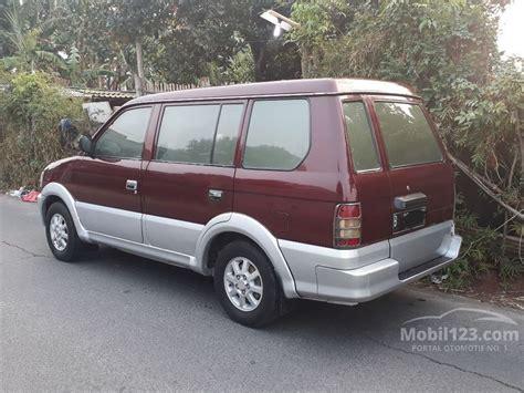 mitsubishi mpv 2000 jual mobil mitsubishi kuda 2000 exceed 2 5 di jawa