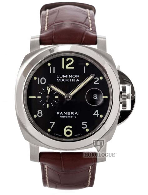 Luminor Panerai For panerai luminor marina pam00164 price