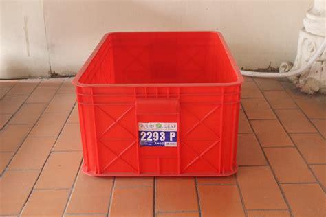 Jual Keranjang Parcel Murah Di Surabaya keranjang kontainer plastik tipe 2293 p