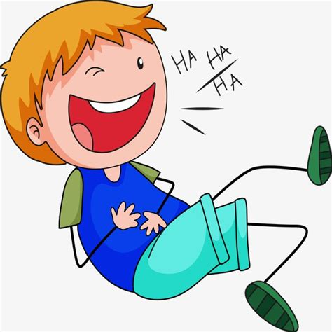 laughing clip laughing boy boy clipart characters